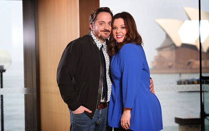 Who is Melissa McCarthy's Husband Ben Falcone? Details of their Married Relationship
