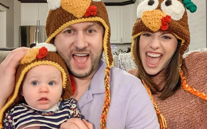Ashley Petta and Anthony D'Amico are Excited to Celebrate First Christmas with Baby Mila
