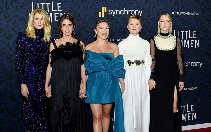 'Little Women' Star Florence Pugh Shares How Excited She Was to Work with Greta Gerwig and Meryl Streep
