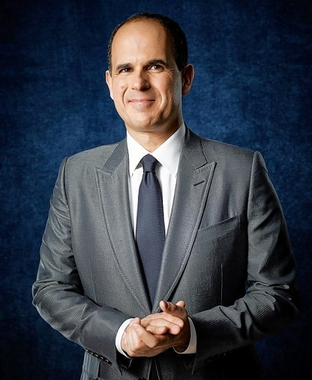 Marcus Lemonis portrait photo.