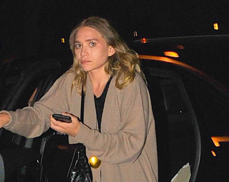 Ashley Olsen got some plastic surgery work done on her face according to a source.