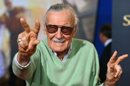Stan Lee passed away at the age of 95.