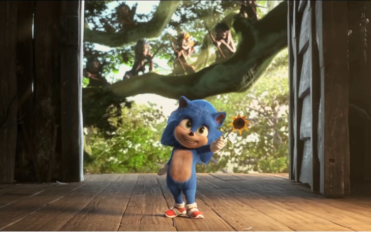 There Was Baby Yoda Then There Was A Baby Sonic New Japanese Trailer Shows Off A Rare Clip From Sonic The Hedgehog Movie Glamour Fame