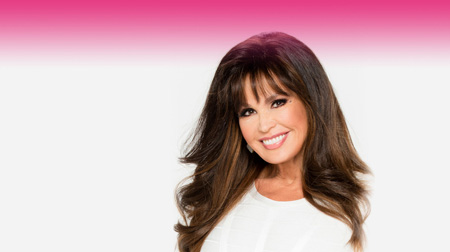 Marie Osmond is an actress and singer and also the mother of eight kids.