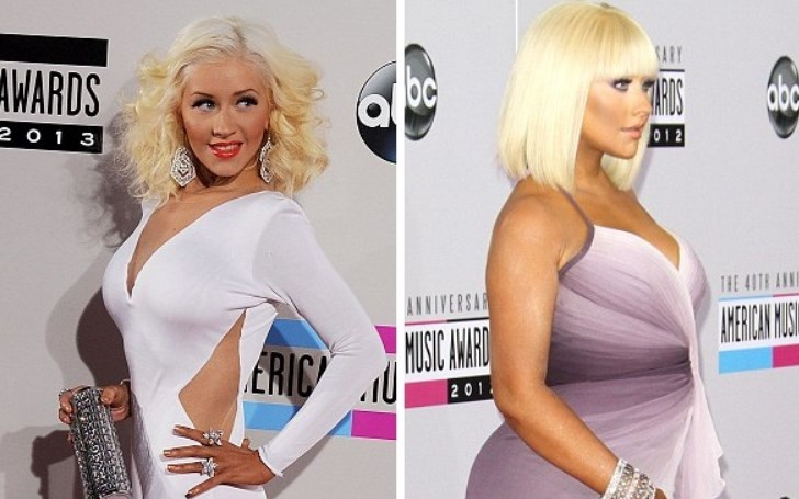 Christina Aguilera Weight Loss Story - Grab All the Details How She Lost 50 Pounds