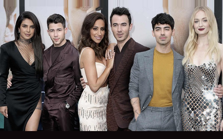 Jonas Brothers Wives - The Complete Details!
