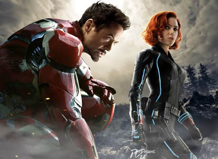 Iron Man is said to be making an appearance in the Black Widow movie.