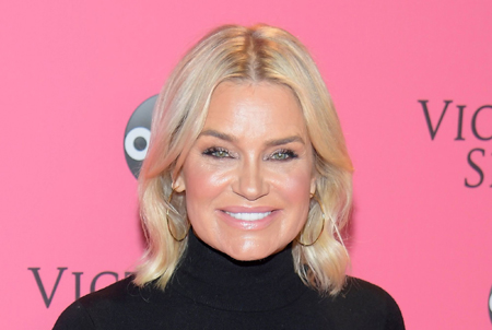 Yolanda Hadid got breast implants, botox, fillers, hair extrensions to help with her career.