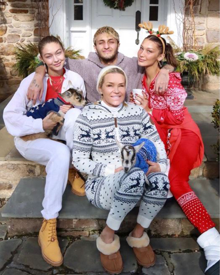 Yolanda Hadid is an actress and the mother of Gigi, Bella and Anwar Hadid.