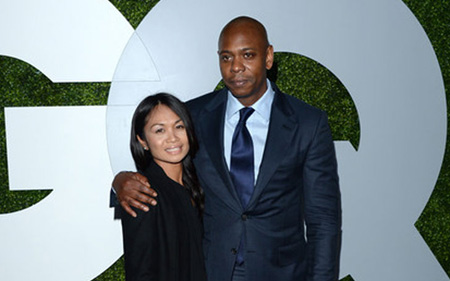 Dave Chappelle and Elaine Chappelle got married in 2001.