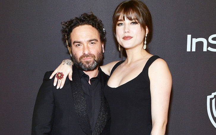 Johnny Galecki Is a Dad As His Girlfriend, Alaina Meyer, Gives Birth to Their First Son, Avery