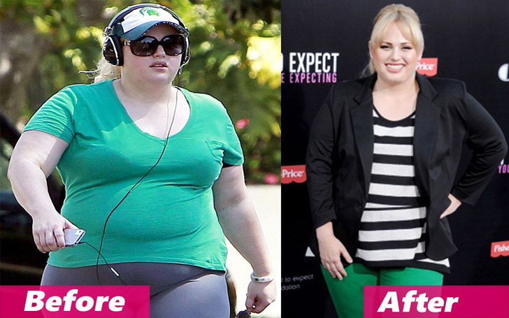 Full Story on Rebel Wilson Weight Loss!