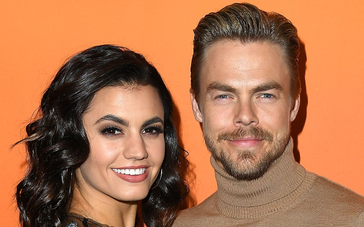 Derek Hough May Pop the Question to his Girlfriend Hayley Erbert Any Time Now but not Ready to Share his Plans