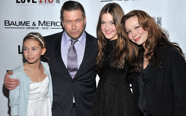 Stephen Baldwin Family - The Complete Details