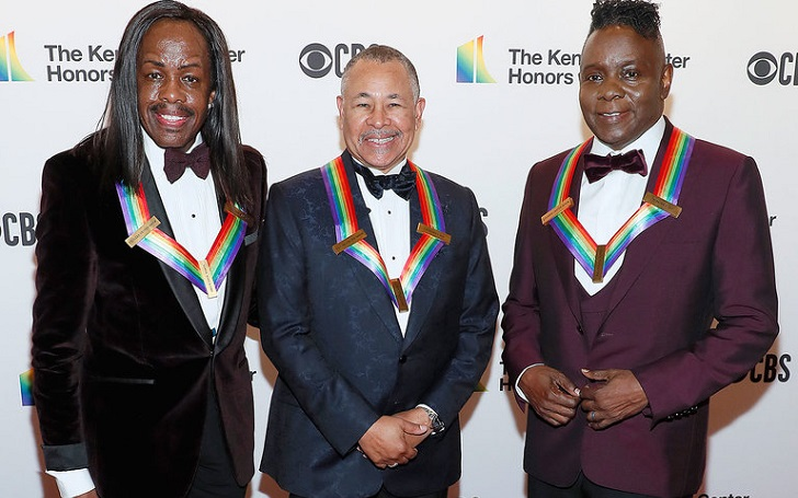 'Earth, Wind & Fire' Inducted Into the Kennedy Center Honors As the First African-American Group to Do So