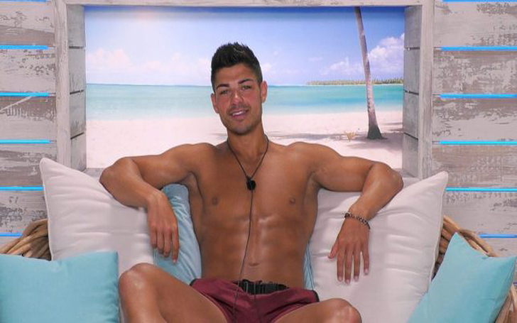 Who Is Anton Danyluk? Get All The Details Of This Scottish Love Island Contestant!