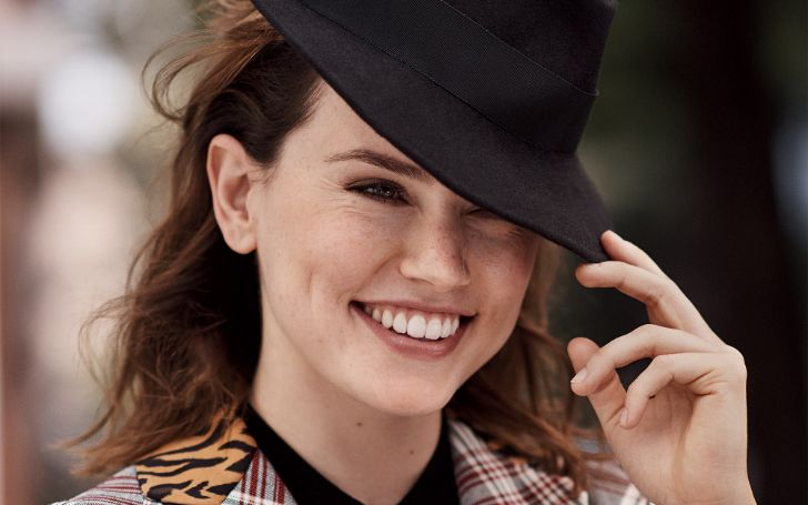 Star Wars Star Daisy Ridley Unleashed Her Secret Rapping Skills And Performed Lady Marmalade Off By Heart Live On TV