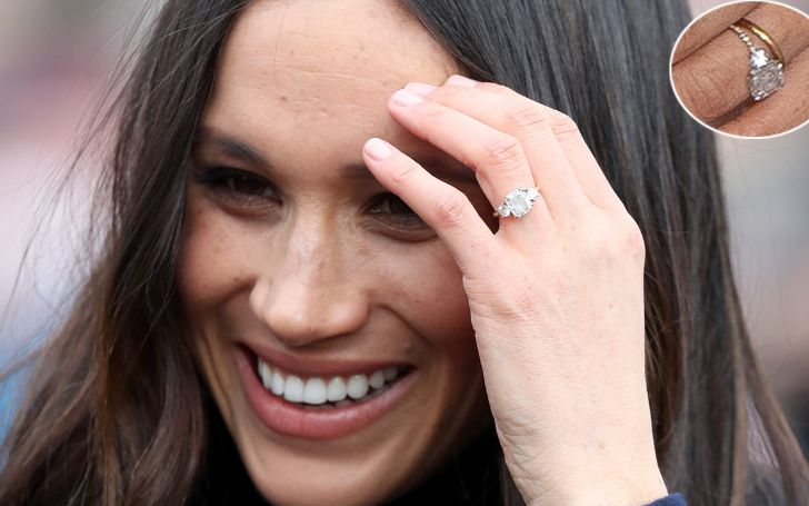 Did Meghan Markle Upgrade Her Engagement Ring?
