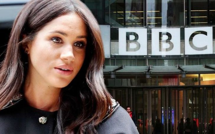 "Meghan Markle Has Been Portrayed As A ""Trailer Trash"" American Who Threatens To Knife Kate Middleton In A New BBC Show"