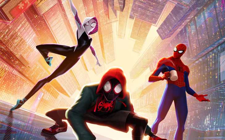 Oscar-Winning Film Spider-Man: Into The Spider-Verse Is Now Available On Netflix