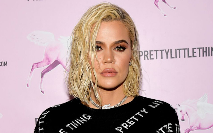 "Khloe Kardashian Feels ""Overwhelmed"" By The Birthday ""Love"" She Received"