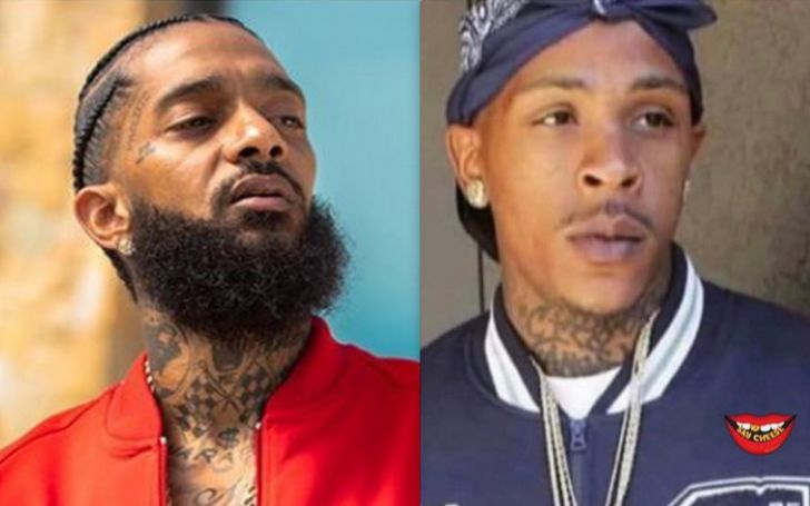 "Nipsey Hussle Discussed ""Snitching"" With His Alleged Killer Shortly Before He Was Shot"
