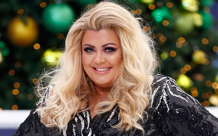Gemma Collins Speaks Out After Sporting Massive Black Eye