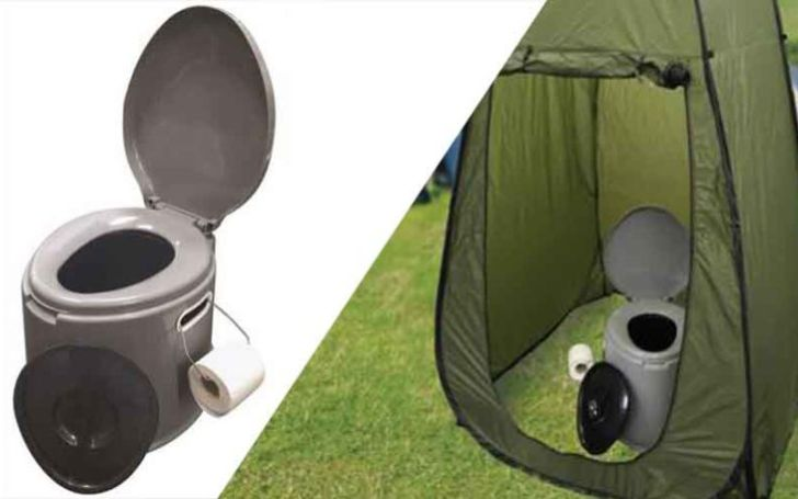 Now You Can Skip The Queue At Festivals With A Portable Toilet From Argos