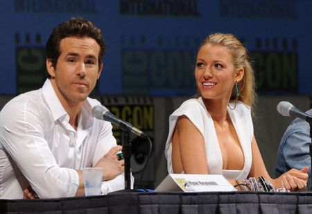 Blake Lively is married to Ryan Reynolds,