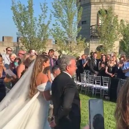 Jax Taylor and Brittany Cartwright's wedding
