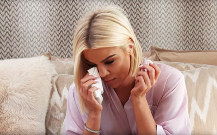 Kylie Jenner Shed Some Tears During The June 30 Season Finale Of 'KUWTK'