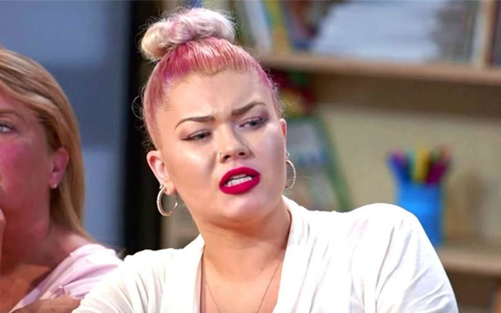 Teen Mom Star Amber Portwood Opens Up To Her Fans And Reveals She Suffers From Bipolar