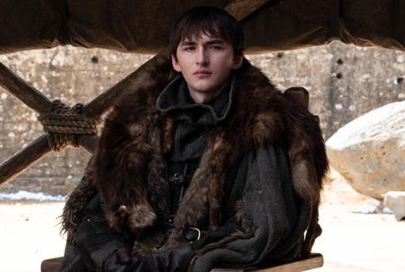 Bran Stark est nommé le roi après la réunion des rois de tous les sept royaumes.