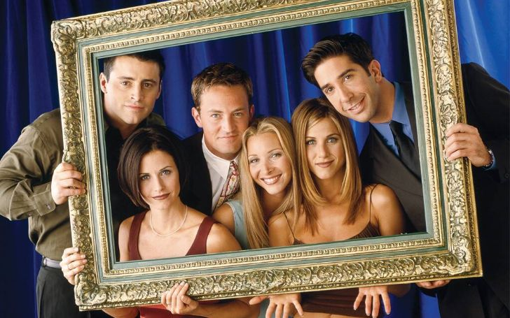 Friends Is Officially Leaving Netflix At The End Of The Year