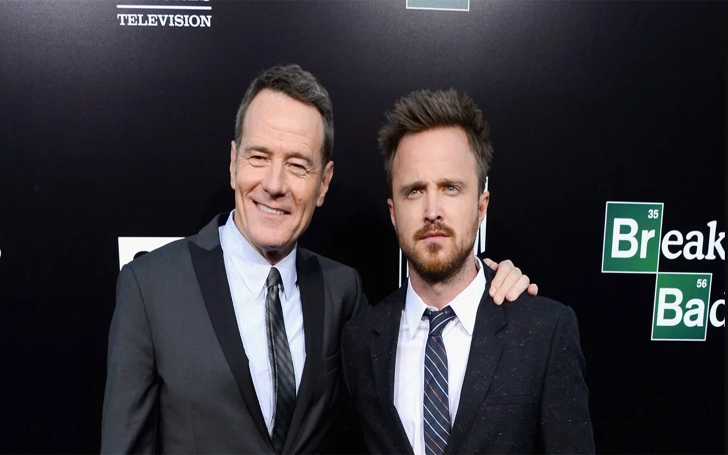 Everything You Need To Know About Bryan Cranston And Aaron