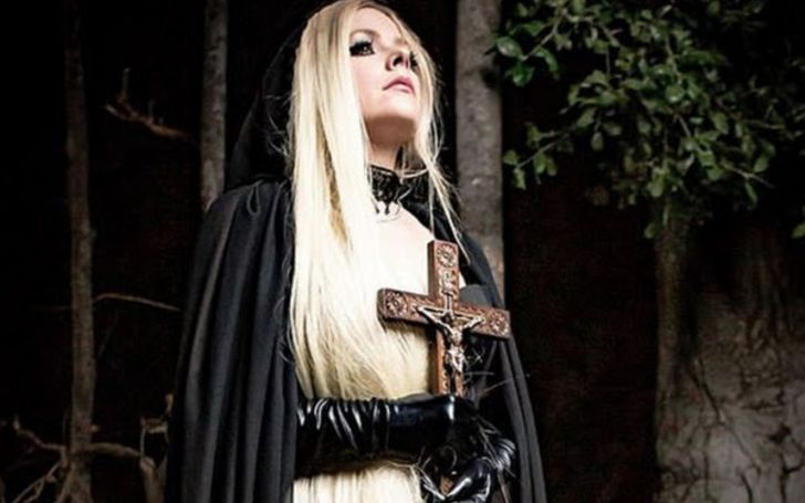 Was Avril Lavigne Promoting Devil-Worship In New Song?