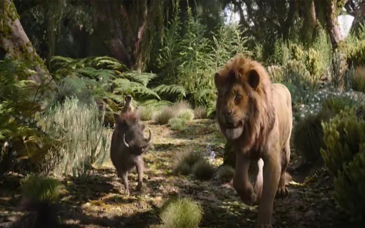 The Lion King Fans Unimpressed By The New Version Of Hakuna Matata