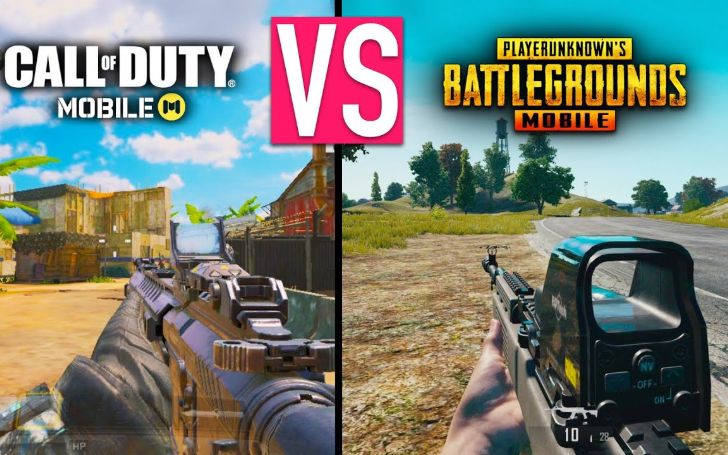 Image result for pubg vs call of duty