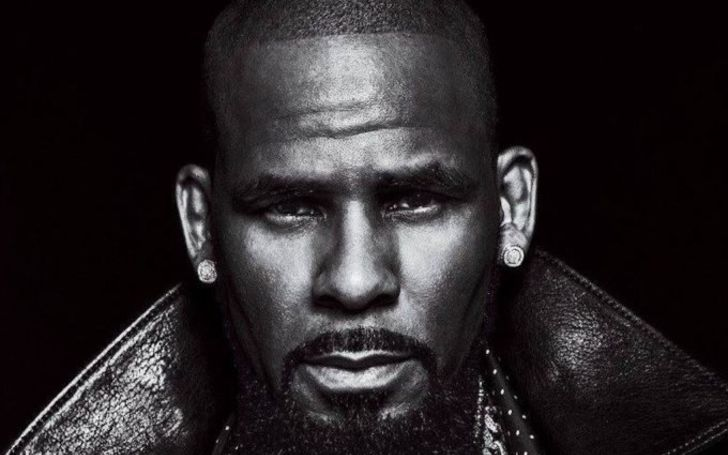 R. Kelly Is Arrested On Sex Trafficking Charges!