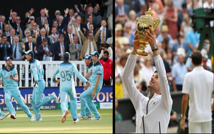 14th July 2019 Will Go Down In History As One Of The Greatest Days In Sports!