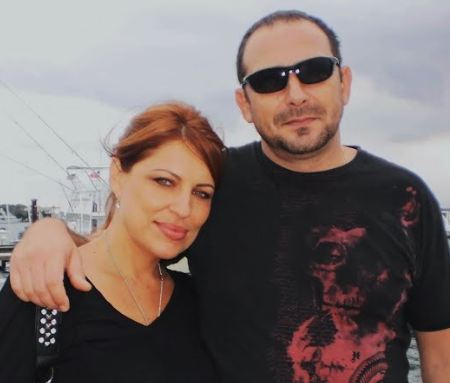 Vitaly's father and mother.
