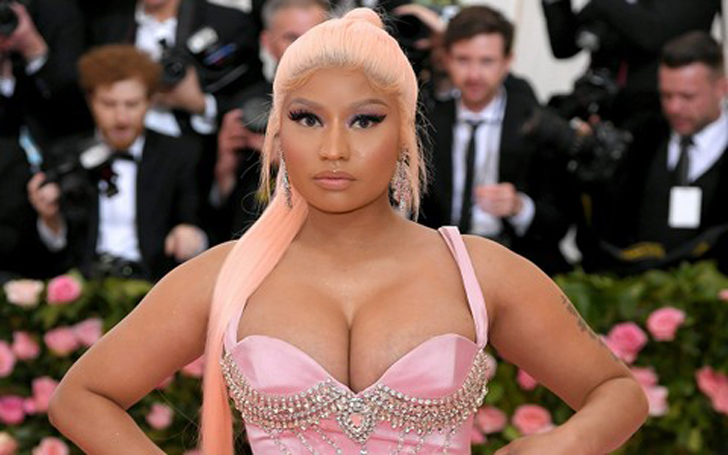 Nicki Minaj Wants To Play Catwoman In The Batman