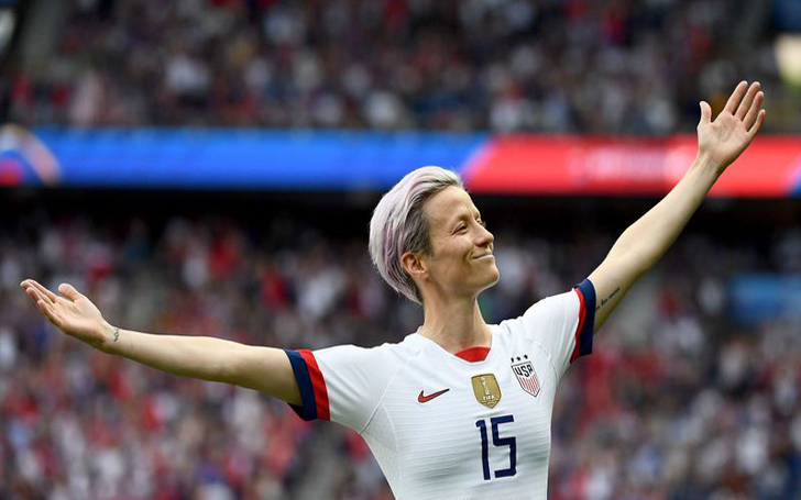 "Here Are 5 Reasons Megan Rapinoe Is An Absolute Jerk And ""An Arrogant Piece Of Work"""