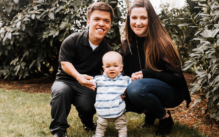 Check Out The Cutest Baby Bump Photos EVER From Tori Roloff