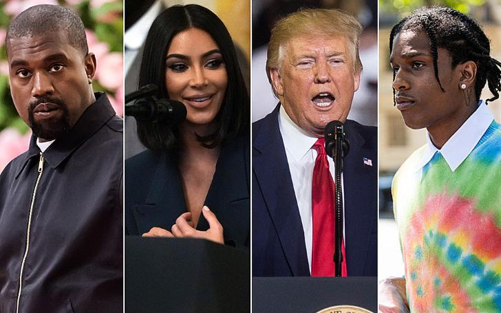 Wendy Williams Called On Kim Kardashian To Help Rapper A$AP Rocky Out Of Swedish Prison
