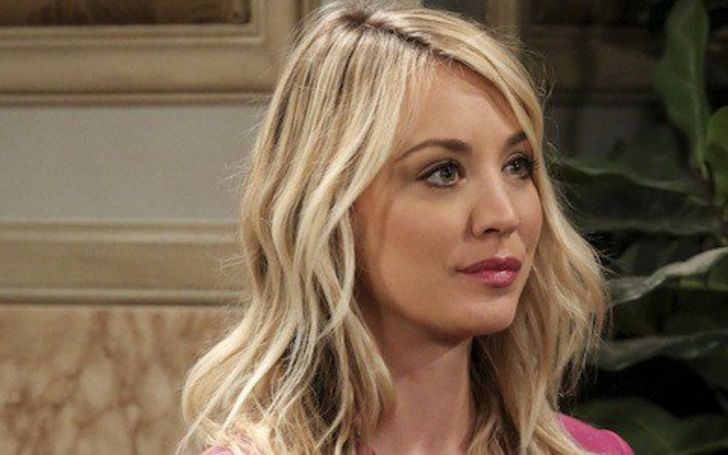 'Big Bang Theory' Actress Kaley Cuoco To Star In New Streaming Drama 'The Flight Attendant'