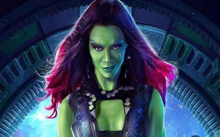 Zoe Saldana Suggests It Could Be Time For The MCU To Explore The Dark Side Of Gamora