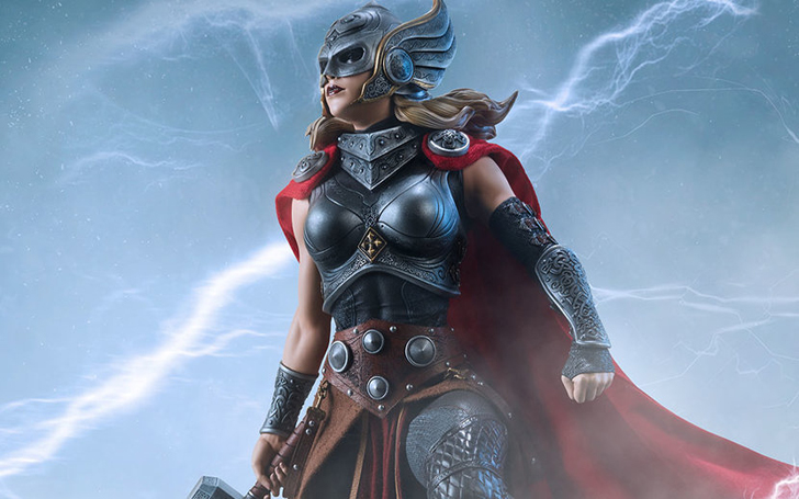 What Can We Expect From Natalie Portman's Female Thor In The MCU?