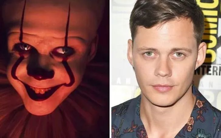 Top 5 Facts About Bill Skarsgard!