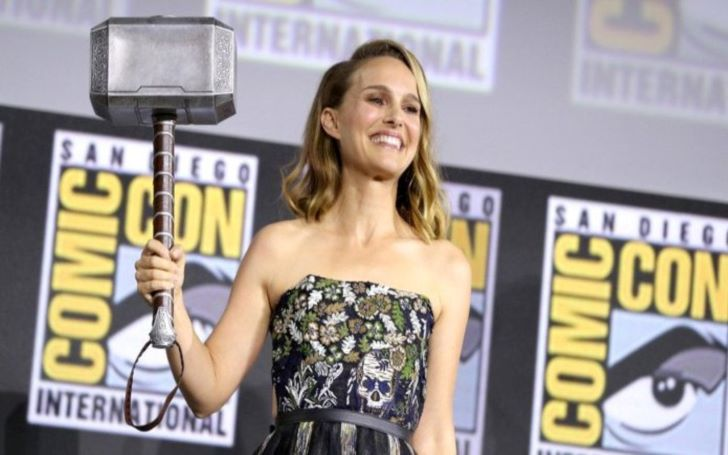 Natalie Portman Speaks About Her MCU Return As Female Thor In Love And Thunder